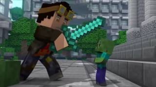 Minecraft Life  Animation  | Herobrine Life - RolePlay Minecraft  - Monster School Top 5 Life