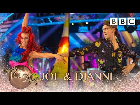Joe Sugg & Dianne Buswell Samba to 'MMMBop' by Hanson - BBC Strictly 2018