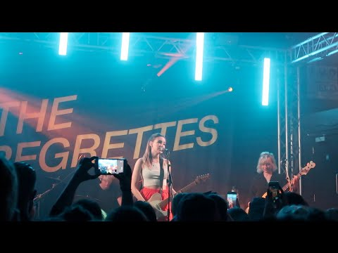 The Regrettes- Live in Liverpool