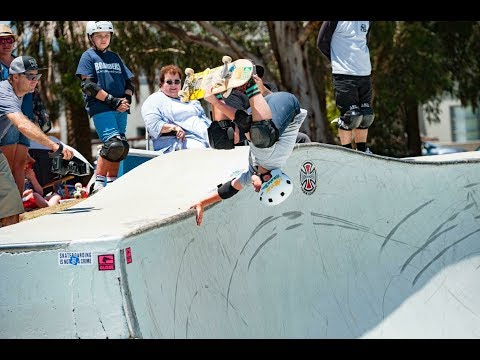 Jed Ragen Volcom Wild In The Parts 2015