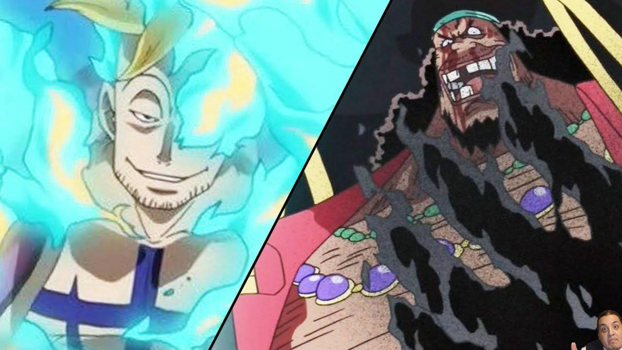 OMFG Blackbeard Vs Marco!!! One Piece 820 Manga Chapter ワンピース ...