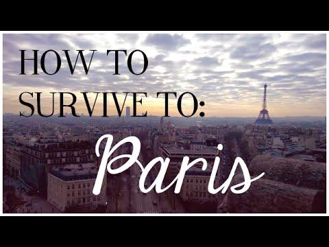 Come organizzare un VIAGGIO a PARIGI!