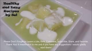 Casava Pudding Dessert Recipe