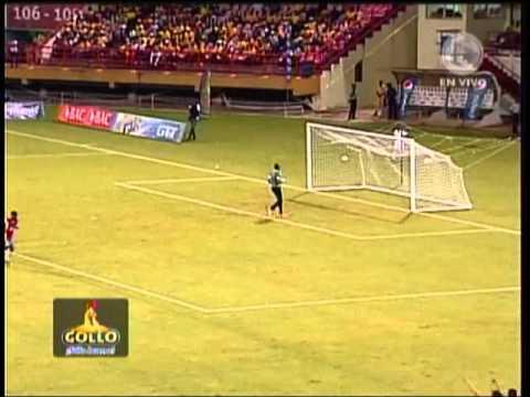 Guyana 0-4 Costa Rica - Brasil 2014
