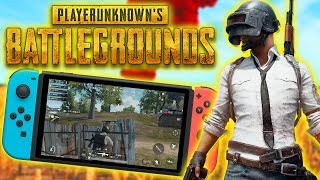 PUBG on Switch COULD Actually Happen! Nintendo Battlegrounds 2018