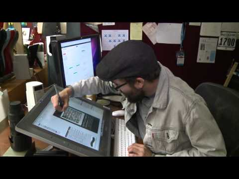 Inside Perspective: Disney Animation Research Library