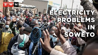The African National Congress, led by its president Cyril Ramaphosa, was on a campaign trail in Soweto on 18 September 2021, where electricity is one of the major issues affecting communities. Besides being received with some hostility in Naledi, Ramaphosa assured residents that the electricity issue would be resolved.  #VoterRegistration #ANC #CyrilRamaphosa