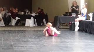 Exhibition Dance #2 Hailey Martin #tslice🍕 #dancingwiththelocalstars