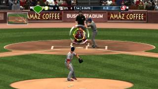 Major League Baseball 2K12 [HD] gameplay
