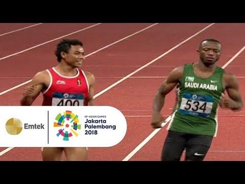 Lalu Muhammad Zohri Pastikan Diri Masuk ke Babak Final | Asian Games 2018 Mp3