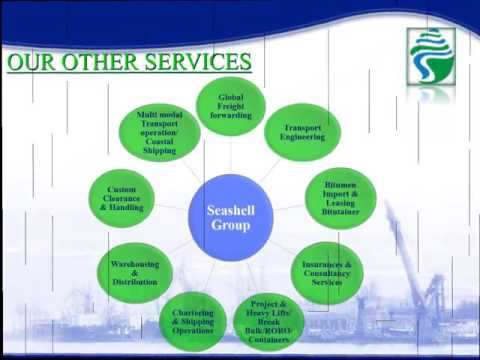 Seashell Logistics Profile