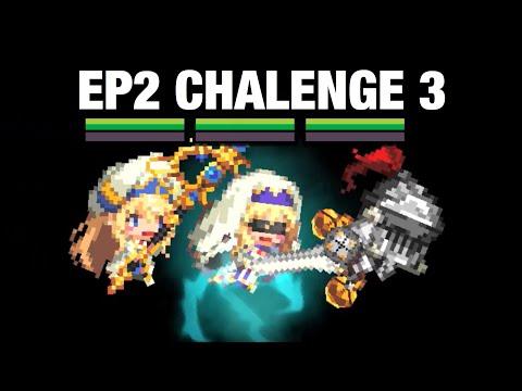 Crusaders Quest - EP2 Challenge 3 - Goblin Slayer Sword Maiden Priestess Aubrey Frantz