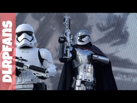Season of the Force launch day at Disneyland Paris
