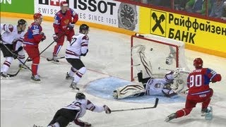 Russia - Latvia 6-0