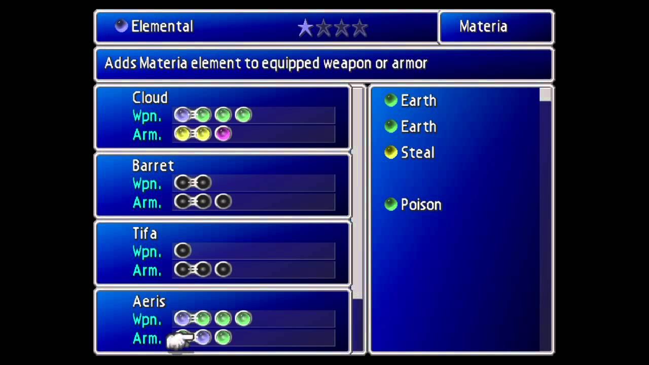 Final Fantasy 7 World Map Pt 5 Youtube