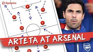 Mikel Arteta: Arsenal Manager