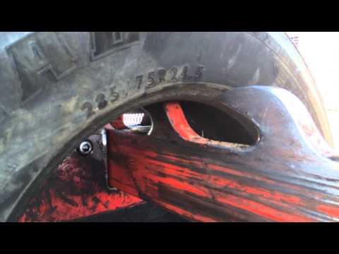 Advanced Tire Recycling De-beader