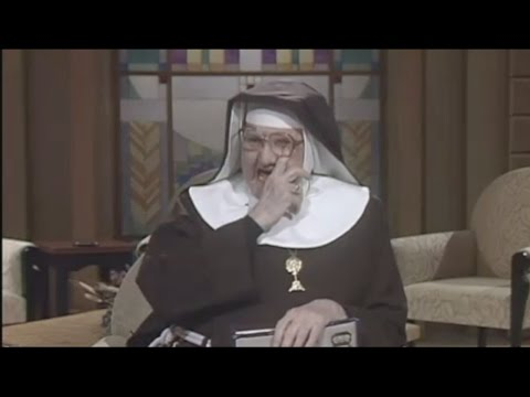Watch Mother Angelica Have A Laugh Attack Over One Of Her Own Jokes