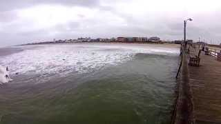 Surfing Atlantic Beach