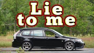 homepage tile video photo for 2008 Saab 9 3 SportCombi 2.0T : Regular Car Reviews