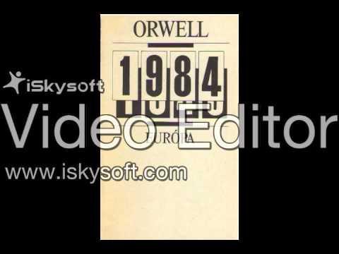 George Orwell - 1984 1/2 (hangoskönyv)