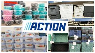 Arrivage Action 18 Mai 2020 Panier De Rangement Boite De Conservation Youtube