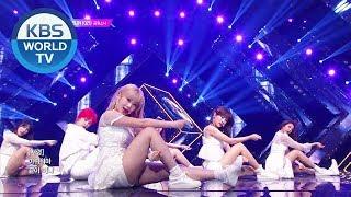 GWSN (공원소녀) - RED-SUN (021) [Music Bank / 2019.08.16]