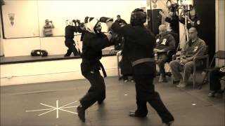 American Kenpo Fights