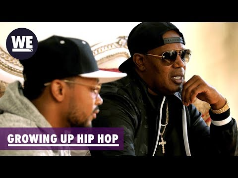 Master P's Brother is On a Hunger Strike  Growing Up Hip Hop  WE tv