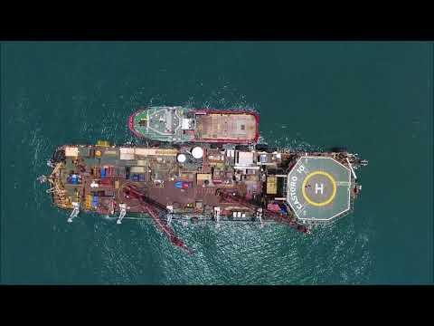 TECNOSUB Diving Crew, Zohr Project. Egypt 2017