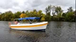 катер- туристический  для перевозки пассажиров .-река -море-(, 2013-09-28T13:33:56.000Z)