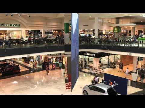 4K Video Adelaide South Australia (Marion Shopping Centre)