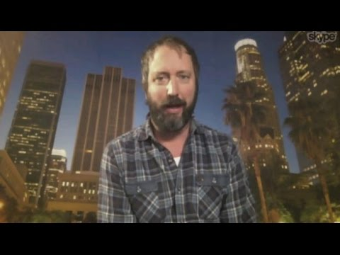 Tom Green reflects on Letterman legacy