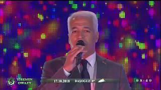 Nury Hudaygulyyew - Omrumin guli  2018 (Konsert)