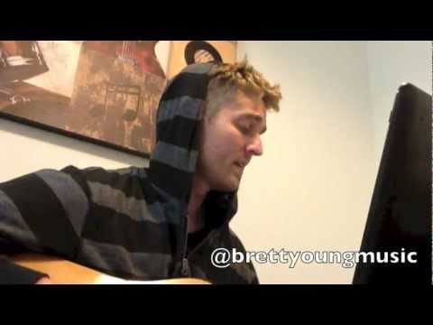 Lee Brice- I Drive Your Truck (Cover by Brett Young)