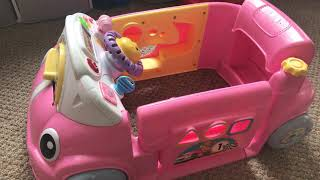 Fisher Price Crawl Around Pink Toy Car Review and Advice