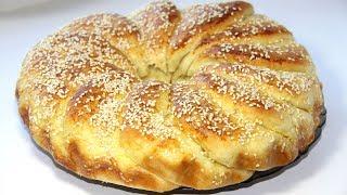 Сербский хлеб Погачице. Старинный рецепт