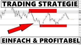 Trading Strategie für Anfänger - Einfach & Profitabel für Forex & CFD