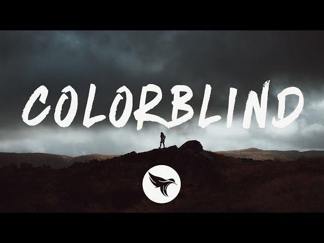Mokita - colorblind (Lyrics)