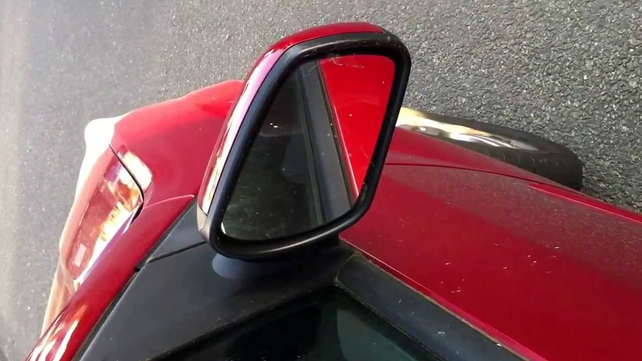 Red Wing Ford >> Ford fiesta wing mirror clicking when locking.anybody know how to fix? - YouTube