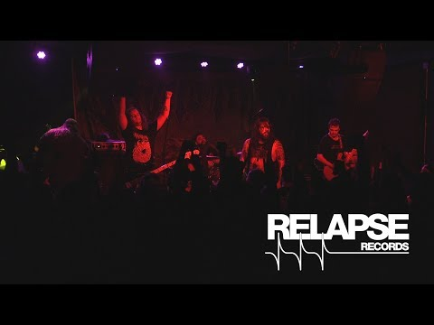 OUTER HEAVEN - 'Realms Of Eternal Decay' Full Set Live at Saint Vitus Bar (April 7, 2019)