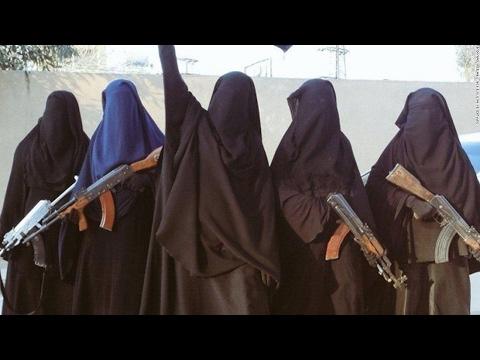 أخبار عربية -شاهد كيف يتنكر عناصر داعش بزي النساء للهروب  - نشر قبل 10 ساعة