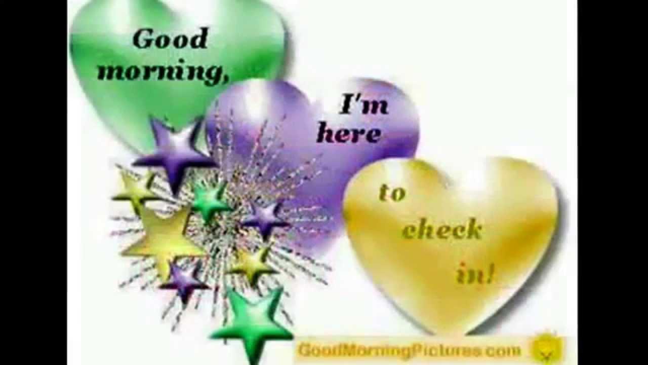 Good Morning My Utube Family Friends Youtube