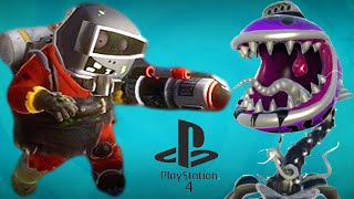 Plants vs. Zombies: Garden Warfare - Most Valuable Vanquisher: PlayStation 4! (PS4)