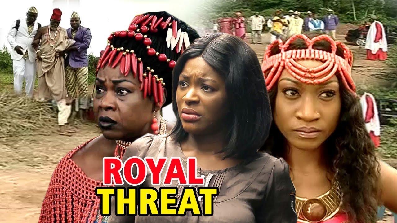 Download Royal Threat Season 3&4 (Chacha Ekeh) 2018/2019 Latest Nigerian Nollywood Movie