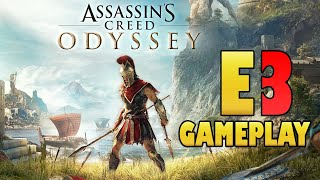 Assassin's Creed Odyssey Gameplay E3 2018 #1
