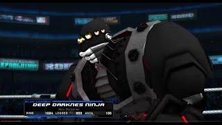Best Fighting Game 2015/Best Fights/Best Robots/Real Steel/Nico Barbarian