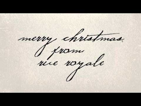 White Christmas performed by Rue Royale