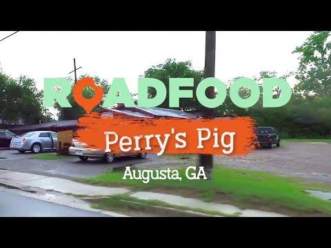 Hidden Gem: Perry's Pig (Augusta, GA)