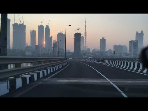 Driving Mumbai - SoBo (Downtown) 4K